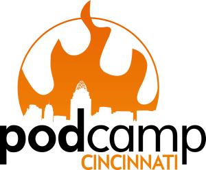 PodCamp Cincinnati logo